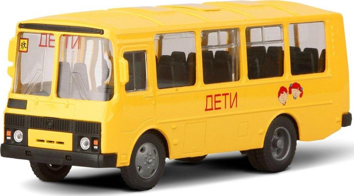 Autotime Модель автобуса ПАЗ-32053 Школьный автобусы из владивастока бу