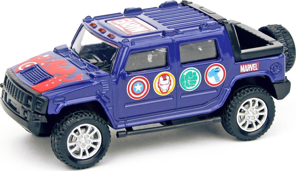 Autotime Машинка Марвел Мстители Джип tolo машинка с фигуркой джип сафари tolo