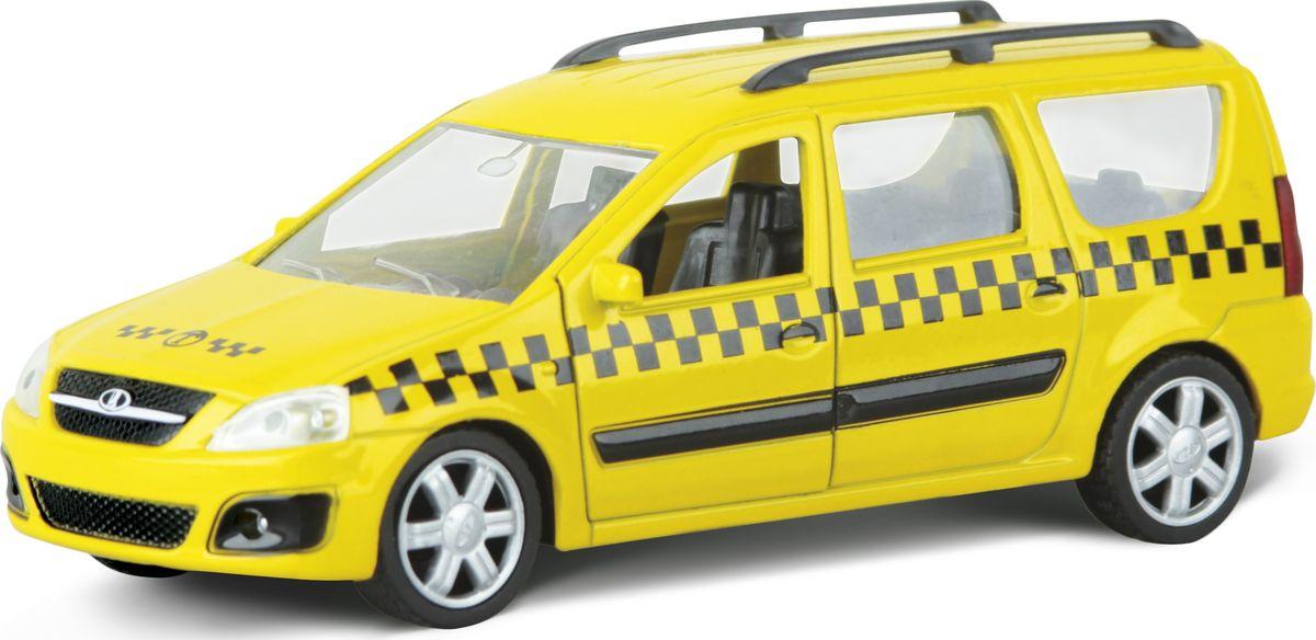 Autotime Модель автомобиля Lada Largus Такси autotime модель автомобиля uaz 39625 мчс россии
