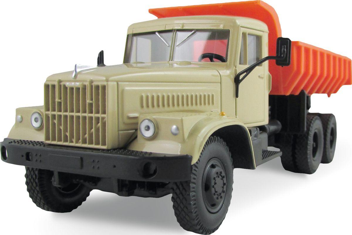 Autotime Модель автомобиля КрАЗ-255B гражданского назначения хочу краз год выпуска 1986г из армении