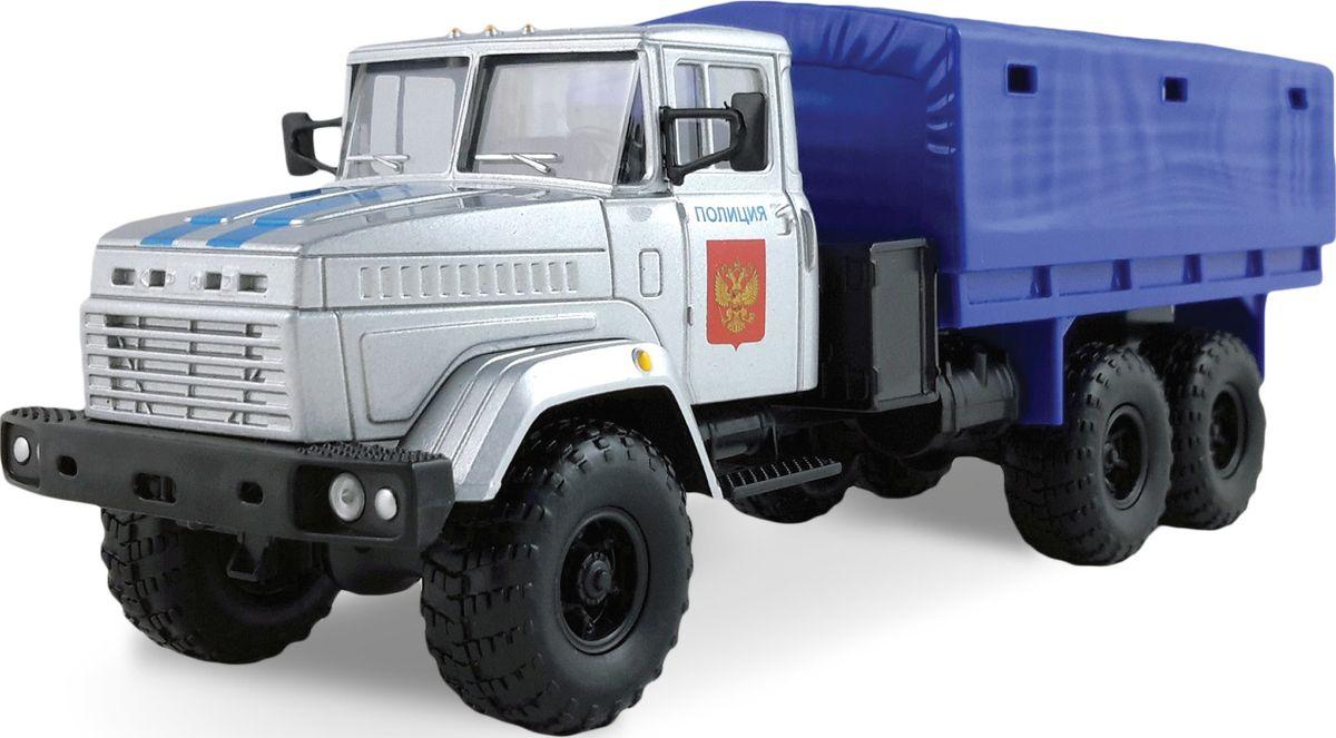 Autotime Модель автомобиля КрАЗ-6322 Полиция хочу краз год выпуска 1986г из армении
