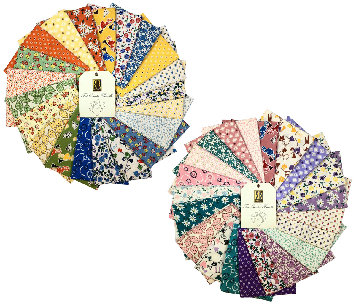 """Очаровательный набор лоскутов из хлопка """"RJR"""" используется для лоскутного шитья, пэчворка, домашнего декора, скрапбукинга и т.п. Набор состоит из 42 лоскутов по 45 х 55 см."""
