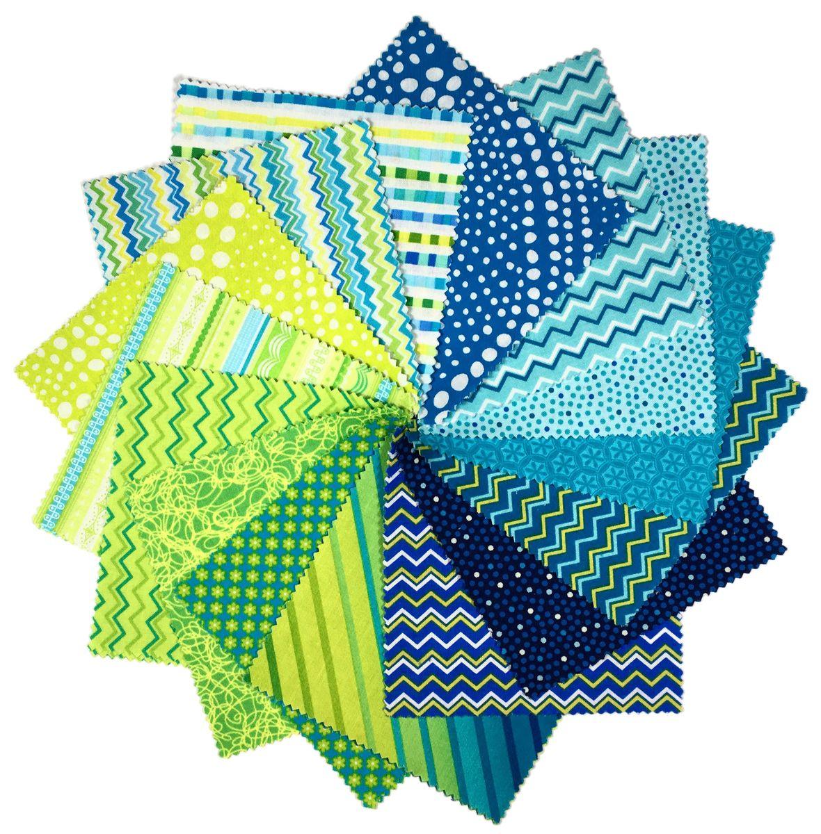 Набор лоскутов для пэчворка и лоскутных работ Benartex, 12,5 х 12,5 см, 42 шт. COOL5PKCOOL5PKОчаровательный набор лоскутов хлопка Benartex используется для лоскутного шитья, пэчворка, домашнего декора, скрапбукинга и т.п.Набор состоит из 42 лоскутов по 12,5 х 12,5 см.