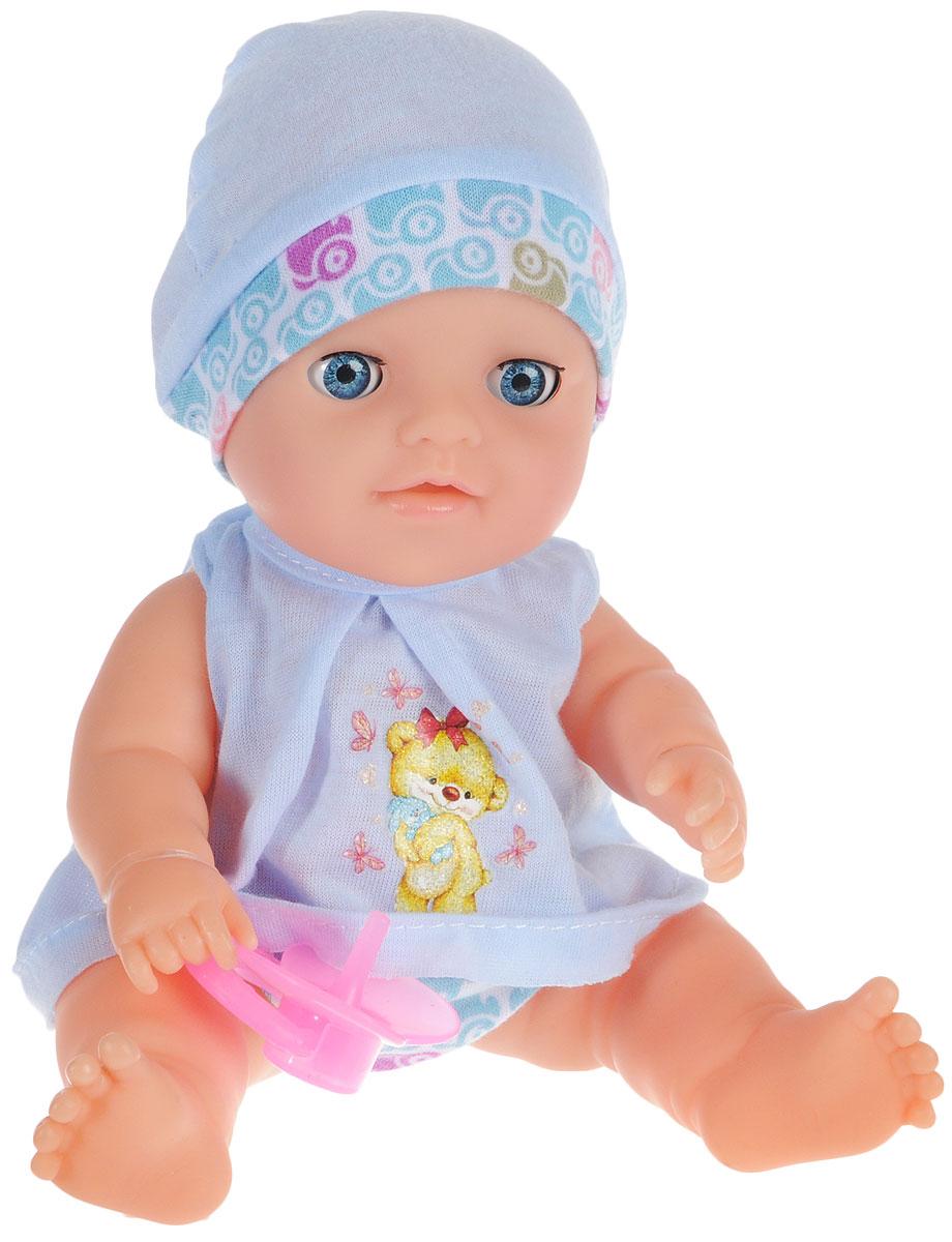 Карапуз Пупс цвет одежды голубой Y20DP-BB-RU весна пупс карапуз цвет одежды фиолетовый