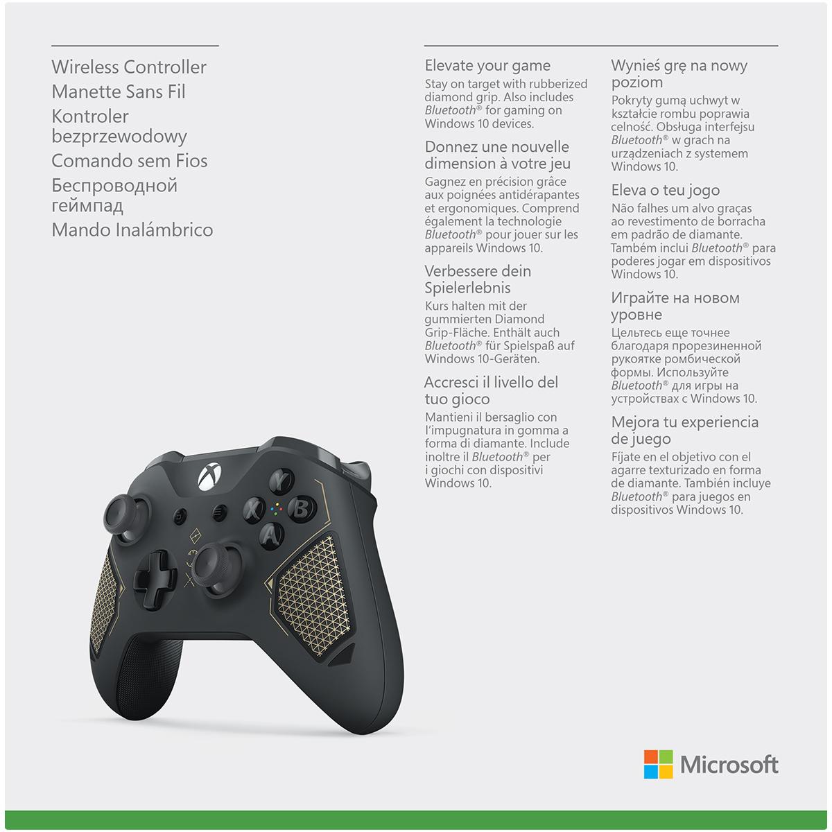 Microsoft Xbox Wireless Controller Recon Tech Special Editionгеймпад Microsoft
