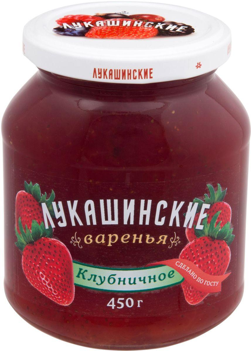 Лукашинские варенье клубничное, 450 г шоколадка 35х35 printio миньоны