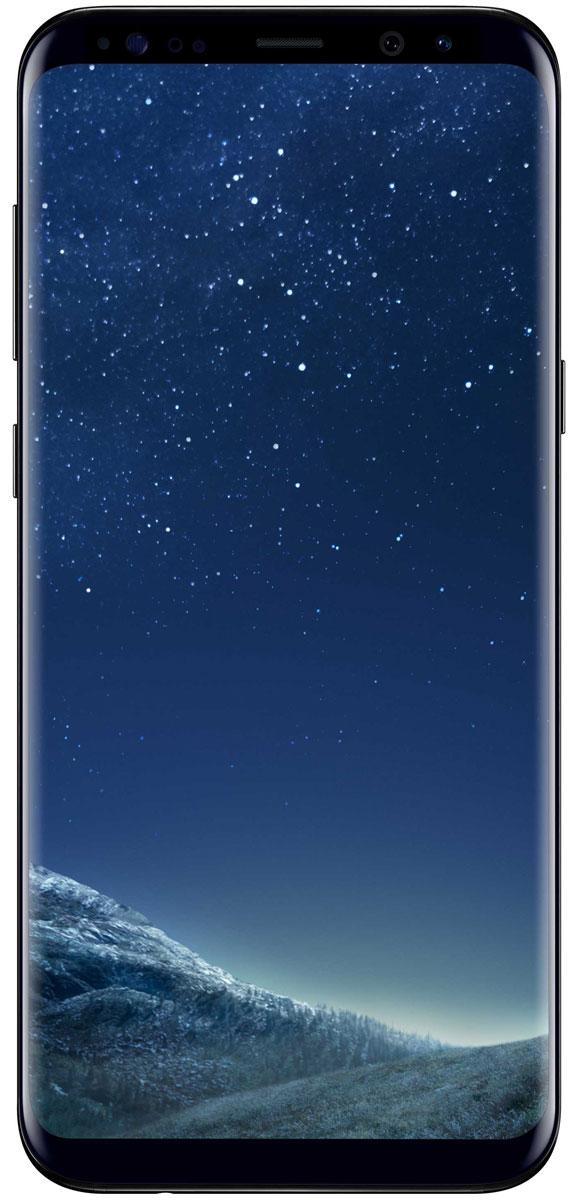 Samsung Galaxy S8+ SM-G955 64GB, BlackSM-G955FZKDSERSamsung Galaxy S8+ переворачивает представление о классическом дизайне смартфона. Безграничный изогнутый с двух сторон экран подчеркивает гармонию стиля и инноваций.Главная особенность дизайна - это практически полное отсутствие боковых рамок и закругленные края экрана. Какую бы из диагоналей 5,8 или 6,2 вы не выбрали - благодаря симметричному дизайну и эргономике им будет удобно пользоваться даже одной рукой.Увеличенный экран Samsung Galaxy S8+ идеально подходит для многозадачности. Переписывайтесь с друзьями, не отрываясь от просмотра любимого фильма. Все что нужно - просто открыть чат в режиме многозадачности.Кнопки Домой, Назад и Недавние приложения теперь виртуальные и перенесены на экран. При нажатии они откликаются аналогично классическим, однако имеют более расширенный функционал.Теперь иконки имеют логическую цветовую окраску, так что вы можете идентифицировать приложение в одно мгновение. Цвета и линии выполнены в одном стиле, что очень удобно с точки зрения восприятия.Теперь вы можете делать фотографии, не задумываясь об условиях съемки. Неважно, будет ли это выполнение трюков на скейтборде или задувание свечей на праздничном торте - фотографии, сделанные с помощью Samsung Galaxy S8+ всегда будут четкими, яркими и живыми.Снимайте яркие и четкие селфи, где бы вы ни находились. Фронтальная камера (8 Мпикс) оснащена светосильным объективом для идеальных селфи даже ночью, а также поддерживает интеллектуальный автофокус с функцией распознавания лиц.Технология Dual Pixel обеспечивает настолько быструю и безупречную автофокусировку, что можно запечатлеть даже самые резкие движения в условиях недостаточного освещения.Снять фотографии профессионального качества стало возможным с Samsung Galaxy S8+. Все, что нужно - проведите влево, активируйте режим Про и настройте камеру в зависимости от ваших задач.Samsung Galaxy S8+ гарантирует бескомпромиссную защиту данных. Сканер радужной оболочки глаза будет надежно защища