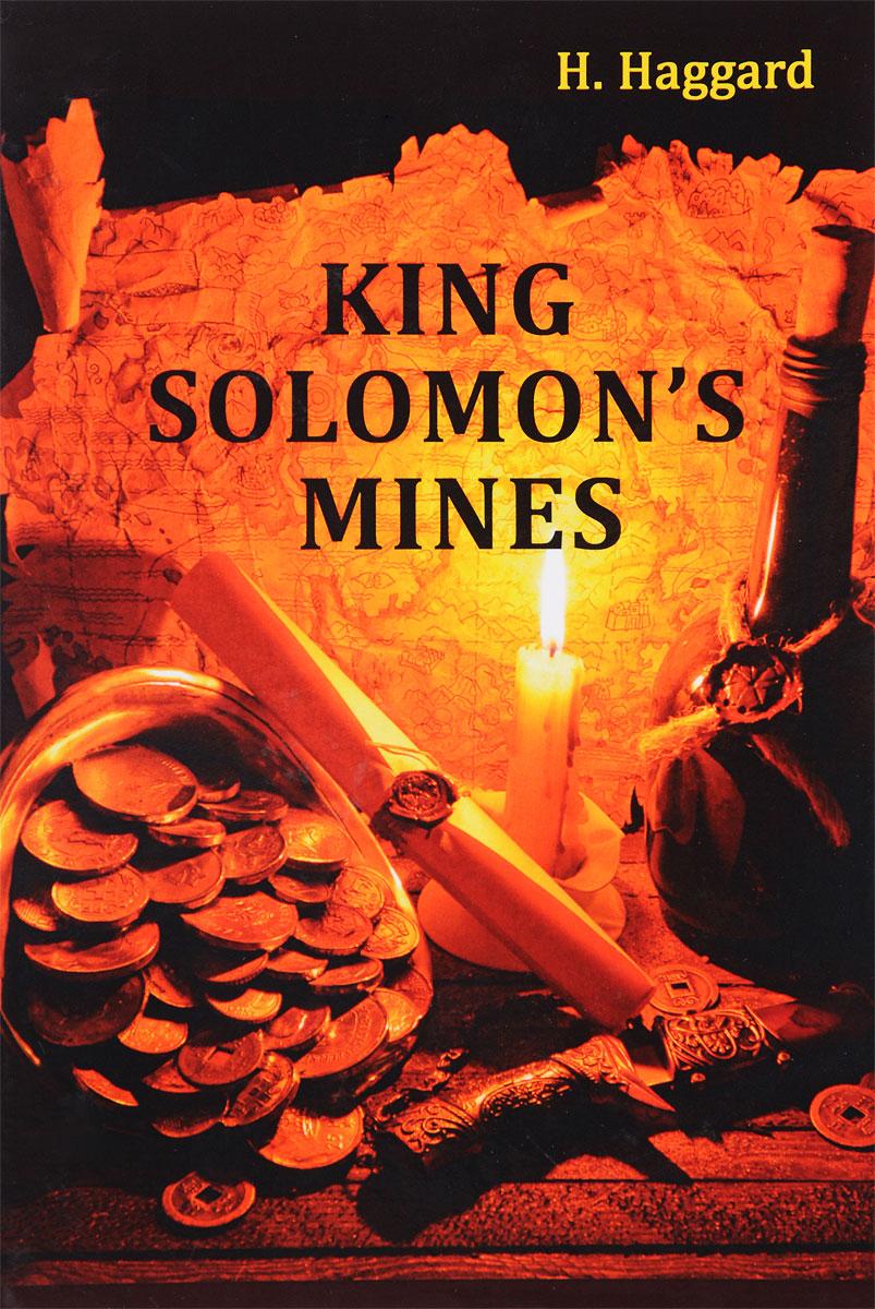 Sir Henry Rider Haggard King Solomons Mines
