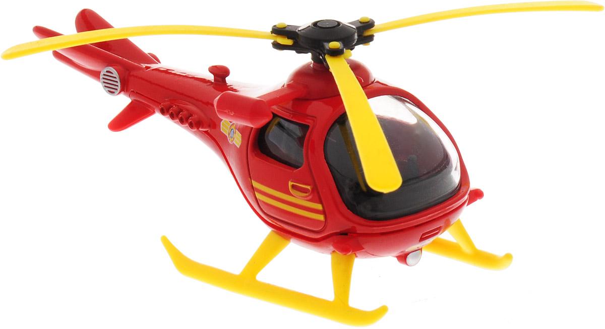 Dickie Toys Пожарный вертолет Wallaby dickie toys игровой набор маяк