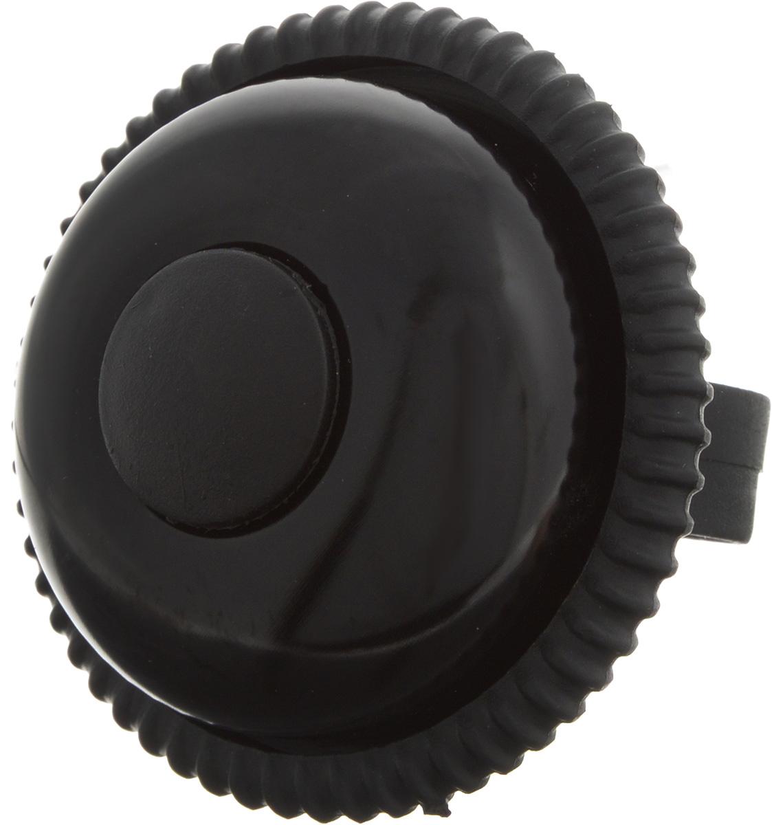 Звонок велосипедный Stern, цвет: черный