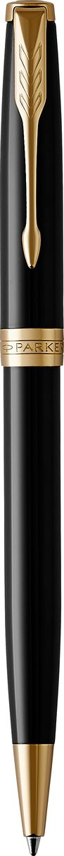 Parker Ручка шариковая Sonnet Black Laque GT ручка шариковая parker matte black ст sonnet k529 черная в подарочной коробке