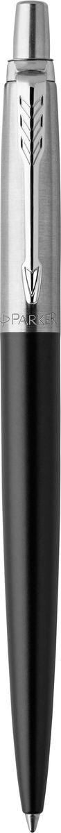 Parker Ручка шариковая JOTTER BND STREET BLKPARKER-1953184Шариковая ручка Parker Jot Victoria Violet CT изготовлена в тонком корпусе из полированной нержавеющей стали хромированного и черного цвета. Способ подачи стержня: кнопочный. Ручка упакована в фирменный футляр.Бренд Parker гарантирует полную уверенность в превосходном качестве товара. Ручка Parker будет не только долго служить, но и неизменно радовать удобством и легкостью письма, надежностью в эксплуатации и прекрасным эстетическим исполнением. Удивительное разнообразие моделей, а также великолепие и надежность отделки поверхностей позволяют удовлетворить даже самые взыскательные вкусы, обеспечивая при этом безукоризненность исполнения самых разных задач в процессе письма.