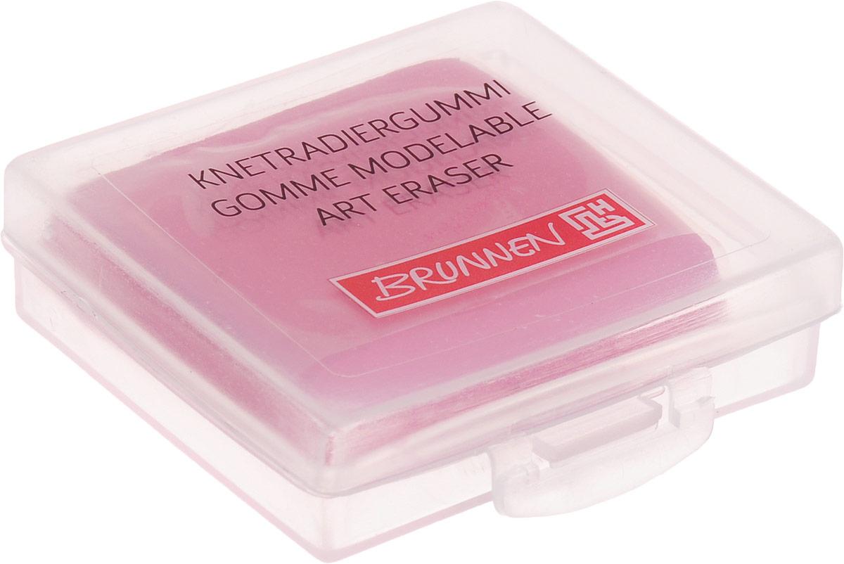 Brunnen Ластик-пластилин цвет розовый29984BLN/BCD_розовыйЛастик-пластилин Brunnen станет незаменимым аксессуаром на рабочем столе не только школьника или студента, но и офисного работника.Ластик выполнен в виде кубика пластилина и имеет мягкую текстуру, благодаря чему ему можно придать любую форму. Такой ластик поднимет настроение и станет оригинальным сувениром.