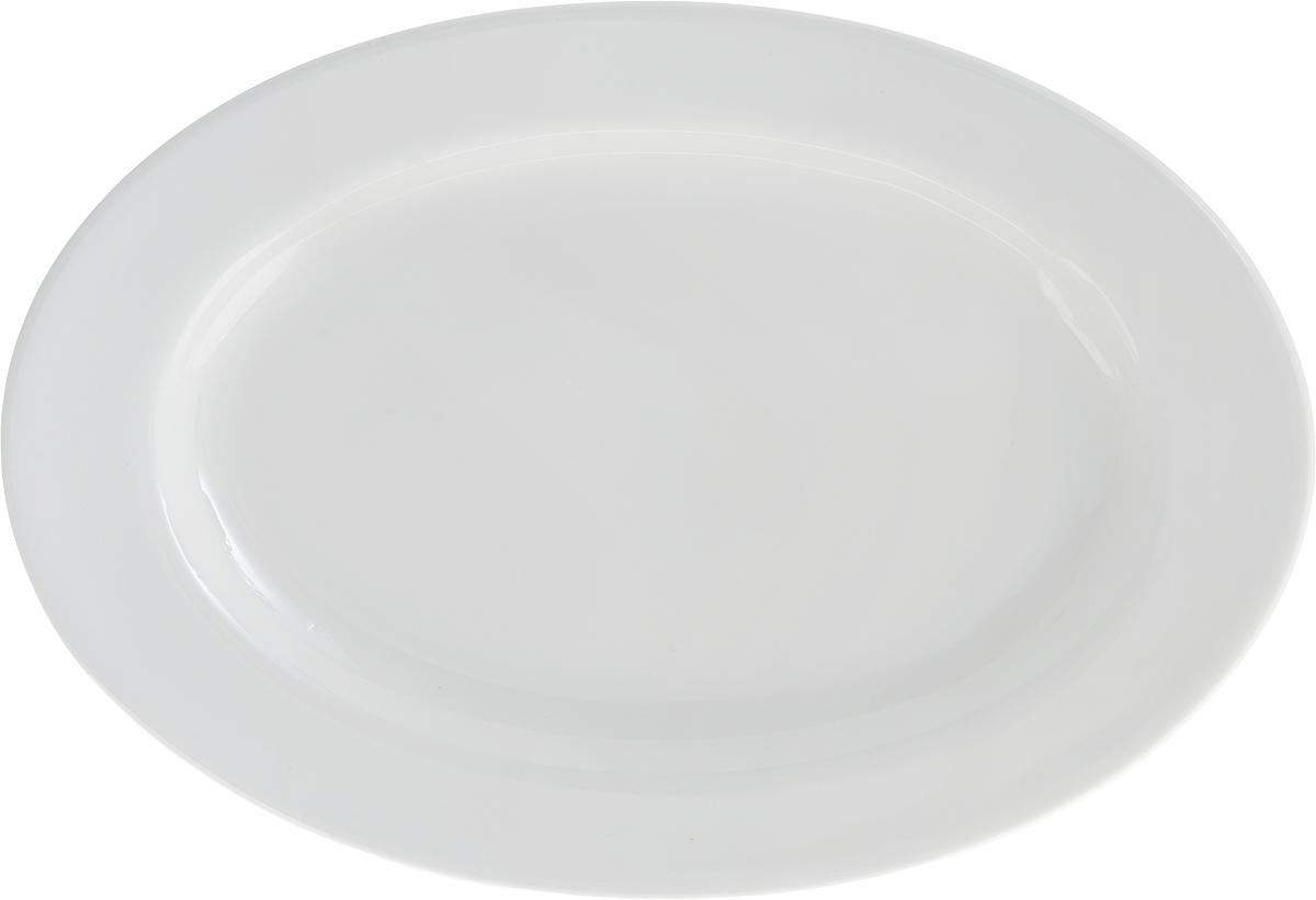 Блюдо овальное Ariane Прайм, 22 х 15 см tanite victoir platineatine 1489 блюдо овальное 35 см цвет белый с платиной