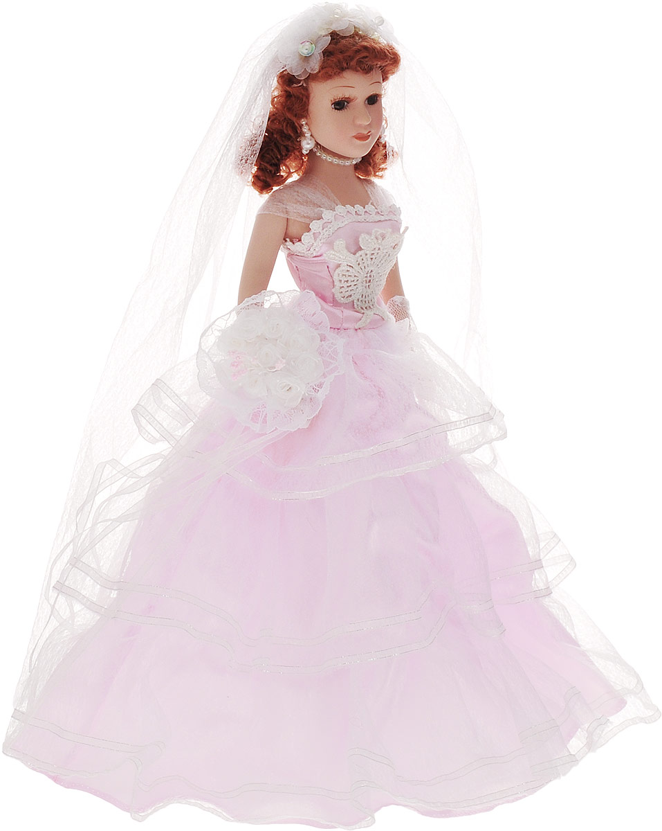 Lisa Jane Кукла фарфоровая Лоретта куклы lisa jane кукла фарфоровая сара 18
