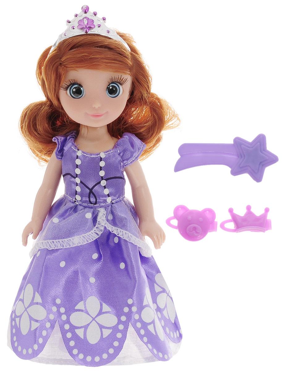 Карапуз Кукла озвученная Disney Принцесса София SOFIA002X куклы карапуз кукла карапуз disney принцесса софия