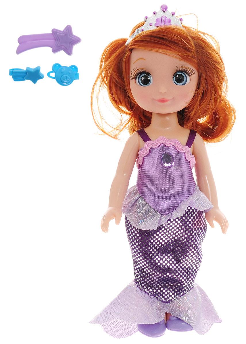 Карапуз Кукла озвученная Disney Принцесса София SOFIA008 куклы карапуз кукла карапуз disney принцесса софия