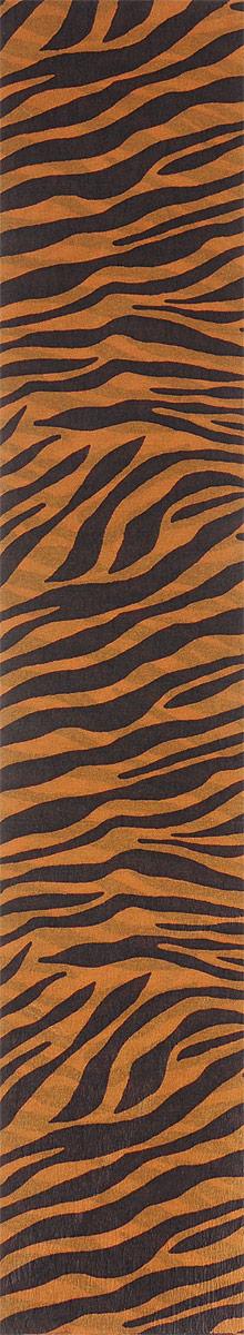 Mazari Бумага крепированная Анималистичные принты Тигр 5 листов 50 х 250 смМ-8841_тигрКрепированная бумага Mazari Анималистичные принты: Тигр - отличный вариант для воплощениятворческих идей не только детей, но и взрослых. Она отлично подойдет дляупаковки хрупких изделий, оформления букетов, создания сложных цветовыхкомпозиций, для декорирования и других оформительских работ. Бумага обладаетповышенной прочностью и жесткостью, хорошо растягивается, имеет жатуюповерхность. В комплект входят 5 листов бумаги, оформленные принтом в виде полосок тигра.Крепированная бумага поможет увлечь ребенка, развивая интерес к художественному творчеству, эстетический вкус ивосприятие, а также поможет развить самостоятельность, мелкую моторику и аккуратность. Размер: 50 см х 250 см.Плотность: 17 г/м2.Коэффициент растяжения: 20%.