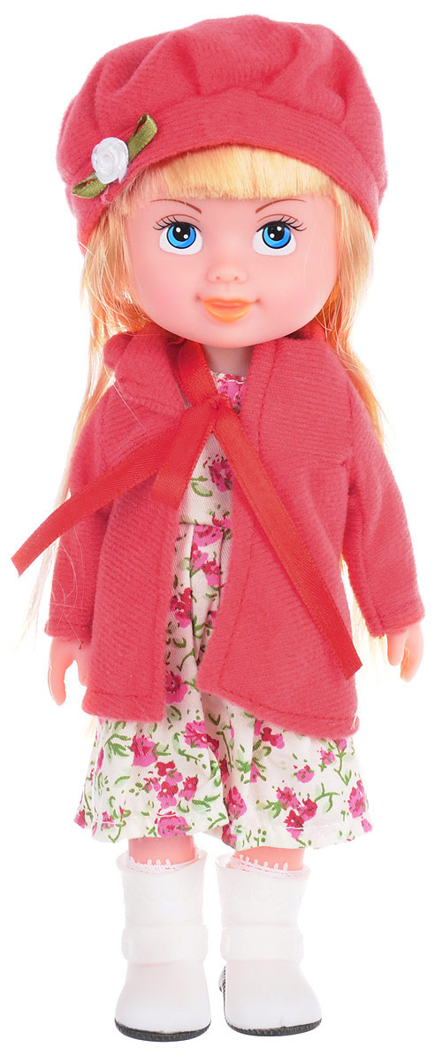 Little You Кукла Милая крошка цвет наряда красный молочный