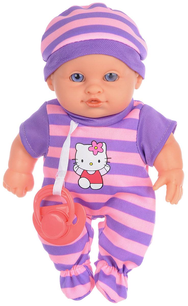 Карапуз Пупс Мой малыш цвет одежды фиолетовый розовый