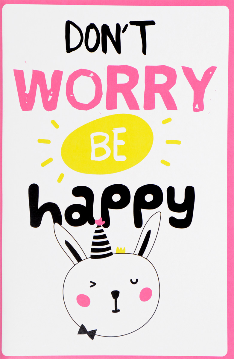 don t worry be happy