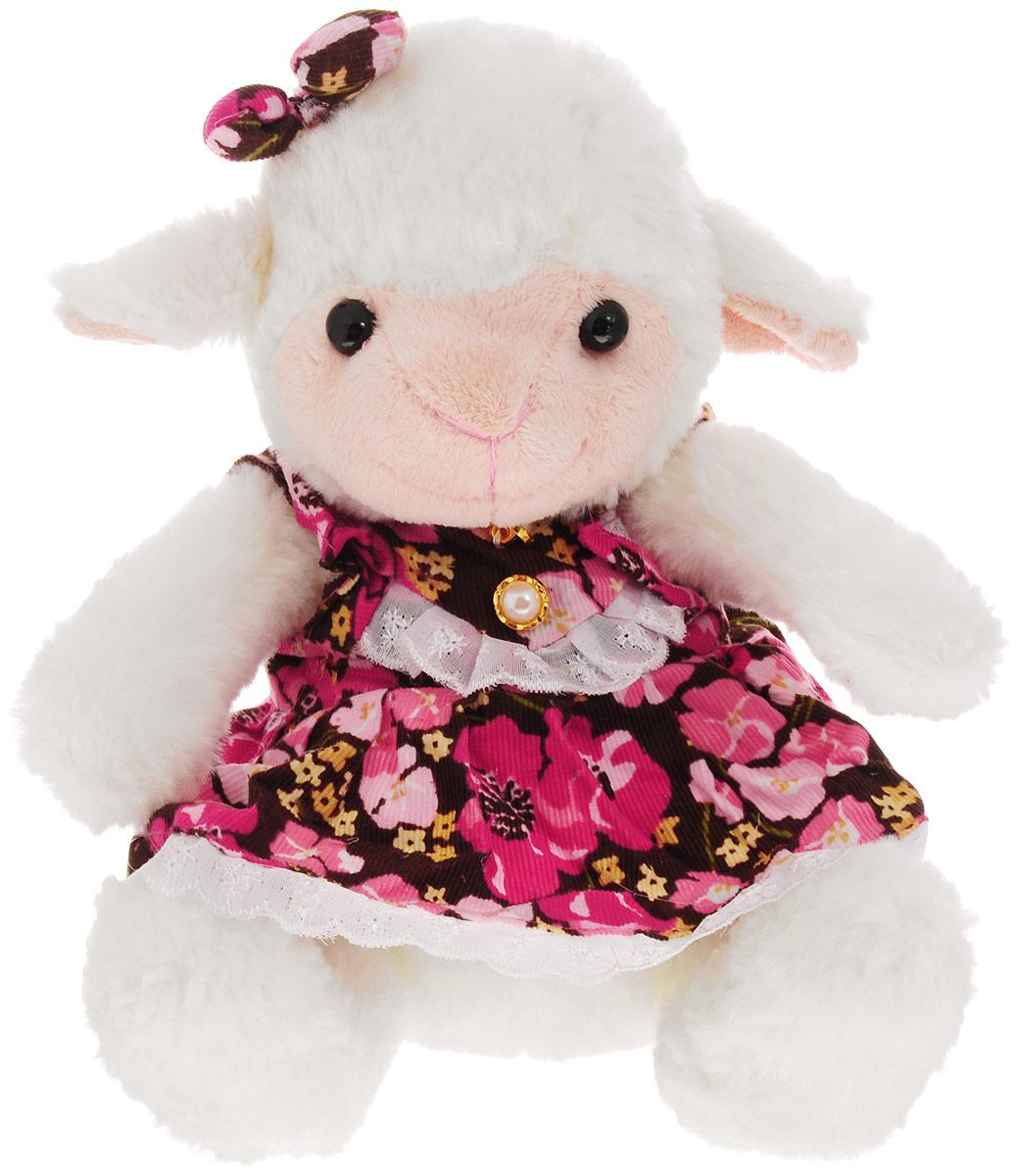 Magic Bear Toys Мягкая игрушка Овечка девочка 23 см малышарики мягкая игрушка собака бассет хаунд 23 см
