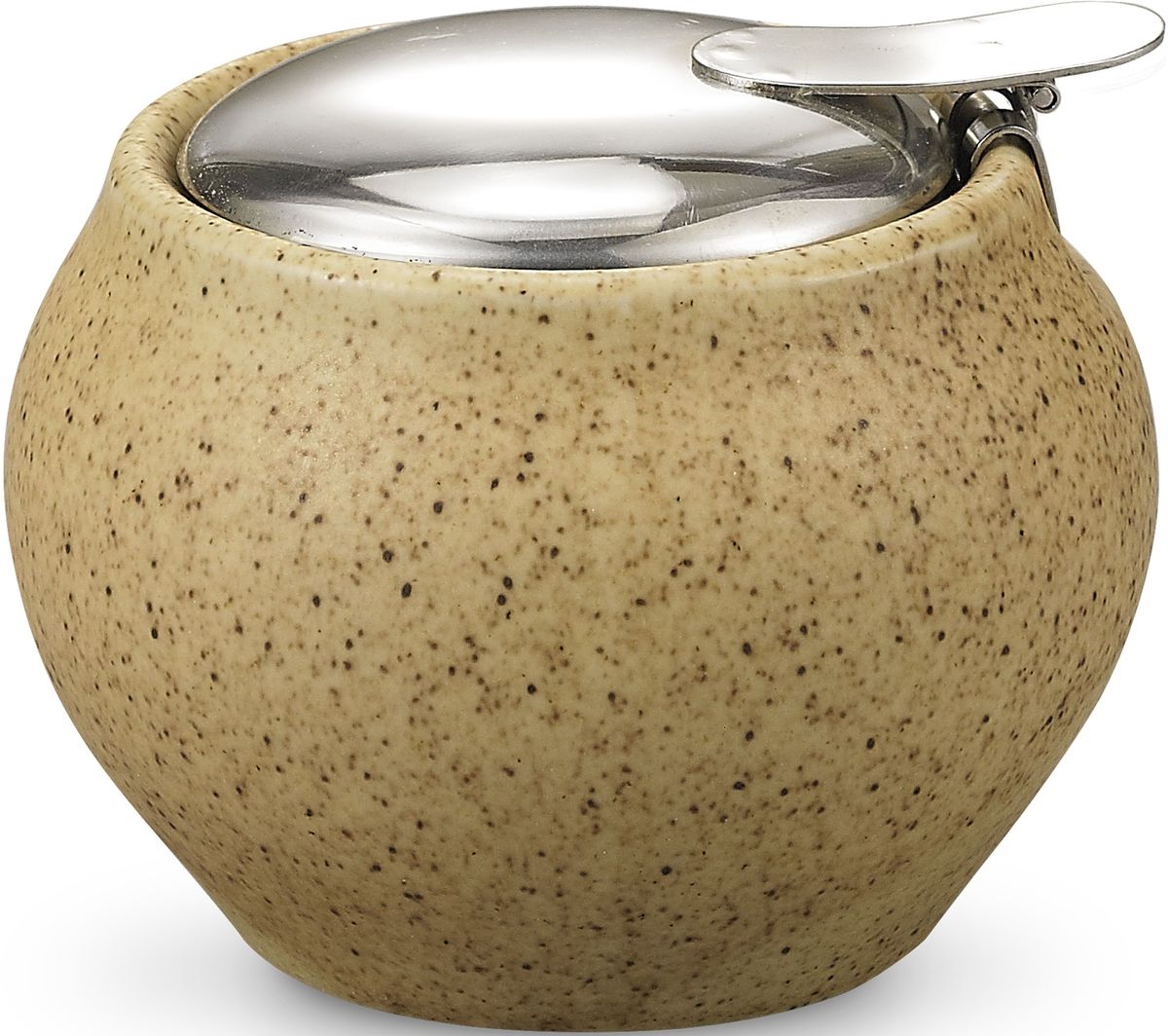 Сахарница Fissman, цвет: песочный, 250 мл. 9300 цена