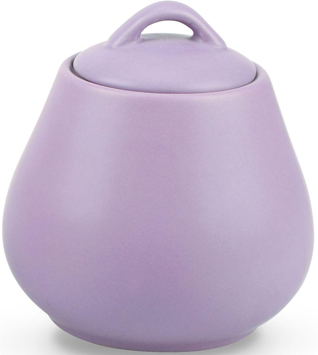 Сахарница Fissman, цвет: лиловый, 600 мл. 9328 цена