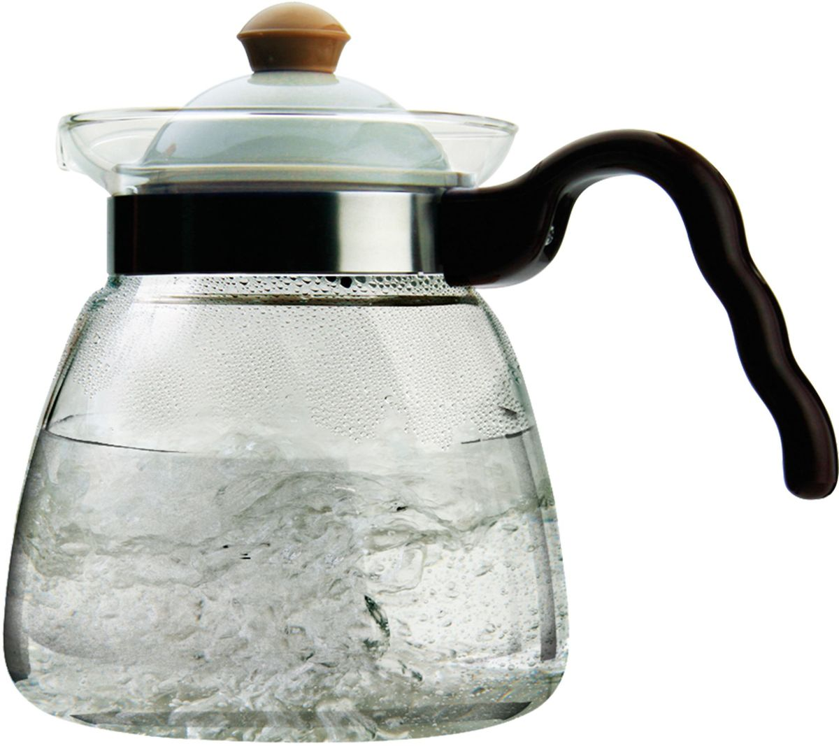 Чайник для кипячения воды или заваривания чая Fissman, с индукционным дном, 800 мл. 9336TP-9336.800Стильный чайник идеально впишется в ваш интерьер. Благодаря индукционному дну, в чайнике возможно вскипятить воду на всех типах плит, включая индукционные.