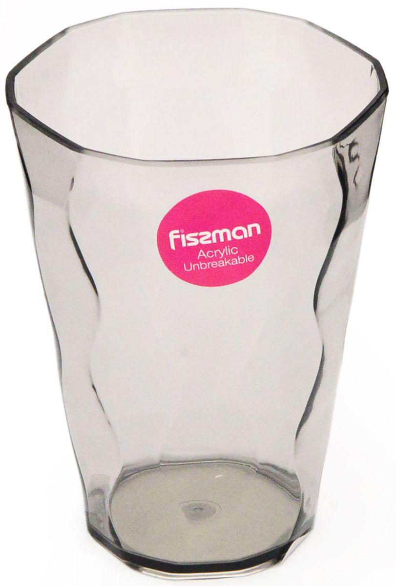 Стакан Fissman, 350 мл. 9432AY-9432.350Стакан Fissman оригинального дизайна изготовлен из акрила. Такойстакан прекрасно подойдетдля различных напитков. Он дополнит коллекцию вашей кухонной посуды и будетслужить долгие годы. Объем: 350 мл. Диаметр (по верхнему краю): 10 см.Высота: 12 см.