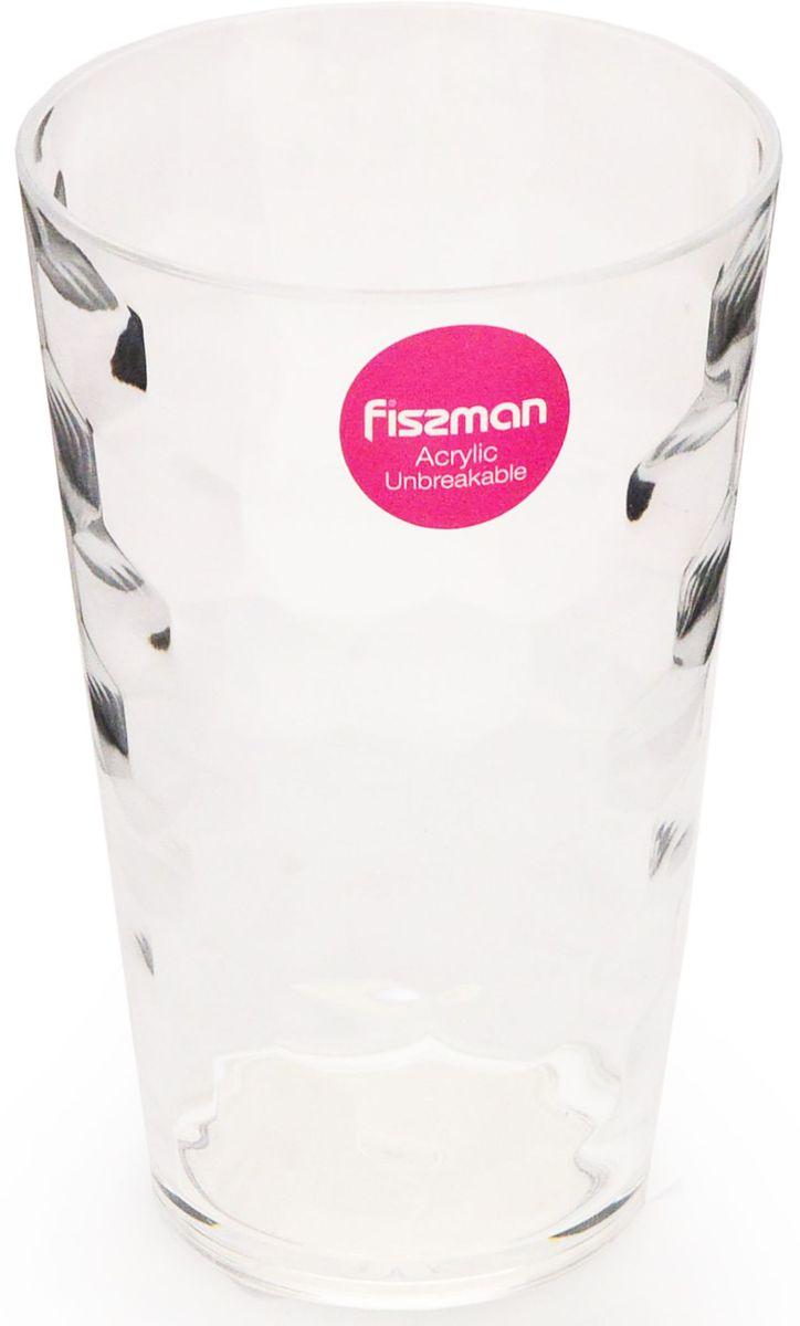 Стакан Fissman, 450 мл. 9434AY-9434.450Стакан Fissman оригинального дизайна изготовлен из акрила. Такойстакан прекрасно подойдетдля различных напитков. Он дополнит коллекцию вашей кухонной посуды и будетслужить долгие годы. Объем: 450 мл. Диаметр (по верхнему краю): 9 см.Высота: 14 см.