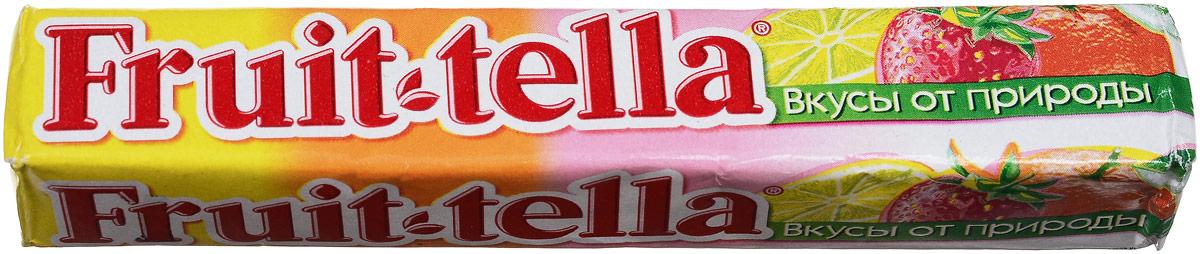 Fruittella Ассорти конфеты жевательные, 41 г конфеты jelly belly 100g