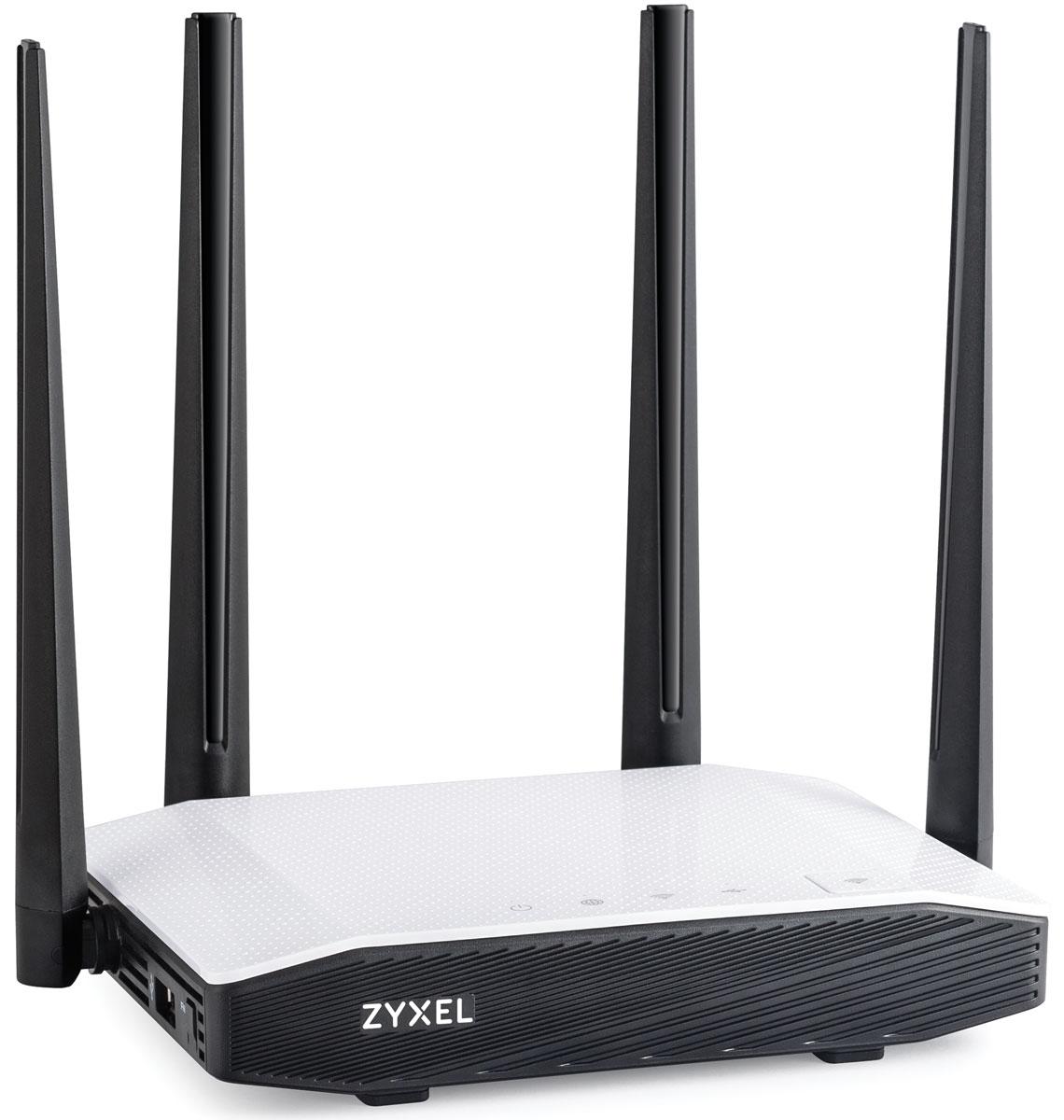 Zyxel Keenetic Extra II интернет-центрKEENETIC EXTRA IIИнтернет-центр Zyxel Keenetic Extra II для выделенной линии Ethernet с точкой доступа Wi-Fi AC1200, управляемым коммутатором Ethernet и многофункциональным хостом USB.Keenetic Extra II предназначен прежде всего для надежного полнофункционального подключения вашего дома к Интернету по выделенной линии Ethernet через провайдеров, использующих любые типы подключения: IPoE, PPPoE, PPTP, L2TP, 802.1X, VLAN 802.1Q, IPv4/IPv6. При этом он дает полную скорость по тарифам до 100 Мбит/с независимо от вида подключения и характера нагрузки.Keenetic Extra II работает с десятками популярных USB-модемов мобильного Интернета от всех операторов связи. В случае сбоя связи через сотовую сеть или зависания модема интернет-центр автоматически перезапустит подключение (предварительно перезагрузив модем по питанию) без участия пользователя. Поддержка скоростных режимов CDC-Ethernet и NDIS обеспечивает Keenetic Extra II возможность работы в сотовых сетях на скорости до 150 Мбит/с.Иногда вам может потребоваться подключить существующую домашнюю сеть к Интернету, предоставляемому по Wi-Fi. Это может быть провайдерский хот-спот Wi-Fi, сеть Wi-Fi вашего соседа, открытая сеть какого-то кафе находящегося поблизости или резервное подключение к мобильной точке доступа в смартфоне при сбое у основного провайдера. Режим WISP покажет список доступных сетей Wi-Fi и поможет подключиться к нужной из них.Если вы путешествуете с множеством гаджетов, режим WISP будет удобен для подключения к сети Wi-Fi в гостинице. Keenetic Extra II подключается к Wi-Fi сети гостиницы, а все мобильные устройства к его предварительно настроенной, защищенной сети Wi-Fi.Благодаря операционной системе NDMS 2 с помощью Keenetic Extra II вы можете организовать подключение любыми описанными выше способами к нескольким провайдерам одновременно, расставив приоритеты и включив непрерывную проверку наличия доступа в Интернет. При сбое в сети основного провайдера интернет-центр авт