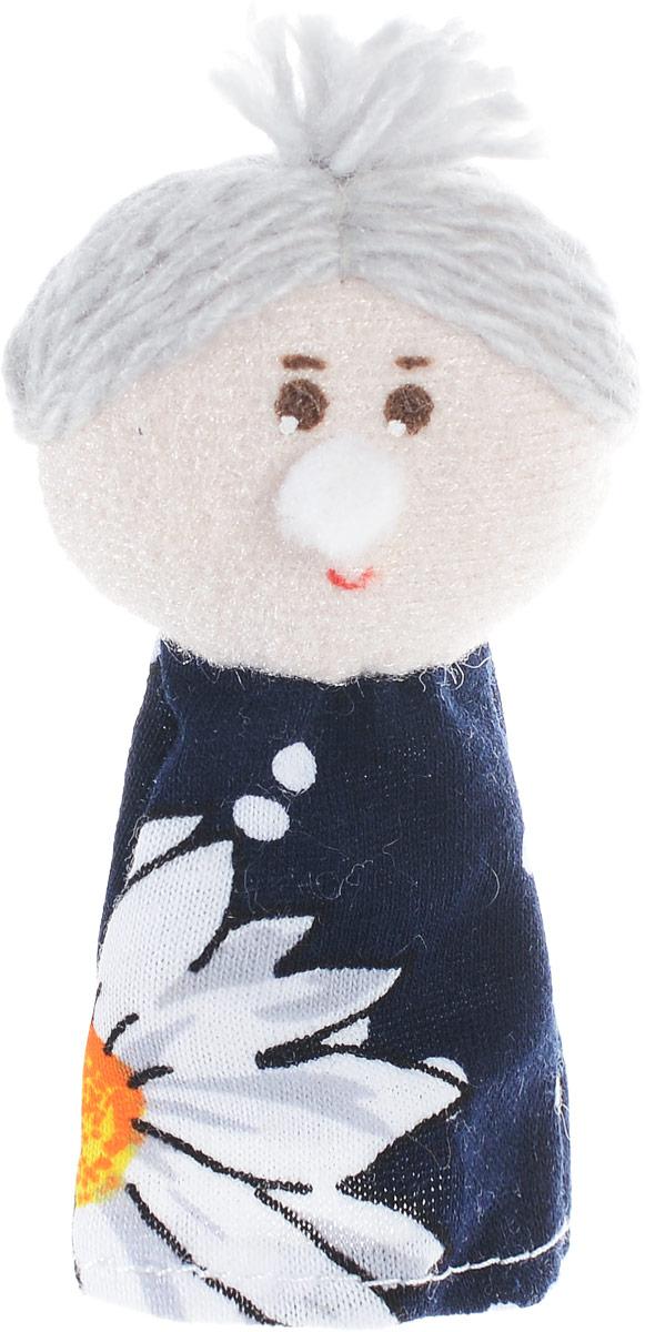 бибабо бабка волшебный мир Кукла пальчиковая Бабка