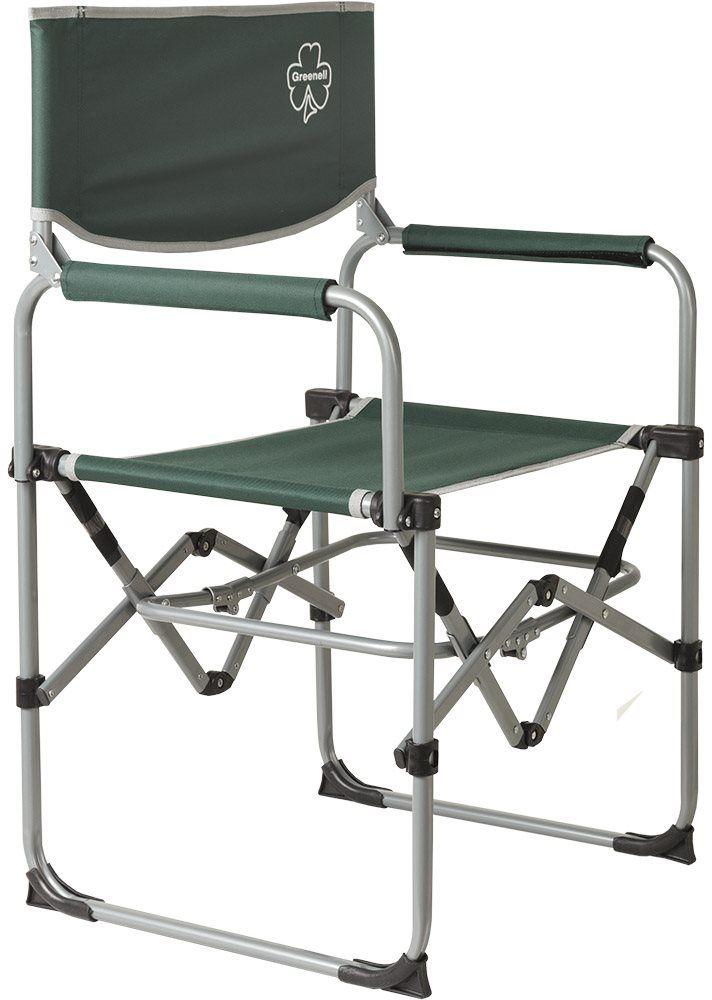 Стул складной Greenell Компакт FC-20, цвет: зеленый, 50 х 59 х 90 см палатки greenell палатка дом 2