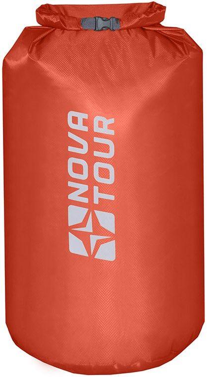 Гермомешок внутренний Nova Tour Лайтпак, 5 л, цвет: красный термос nova tour титаниум цвет серый красный 0 5 л