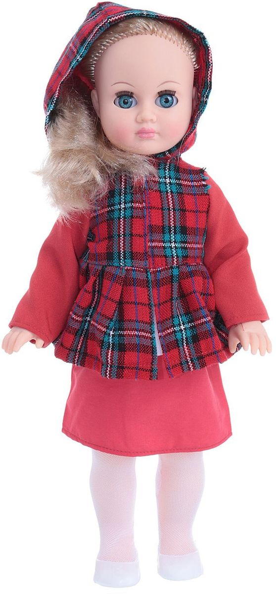 Весна Кукла озвученная Марта цвет одежды красный