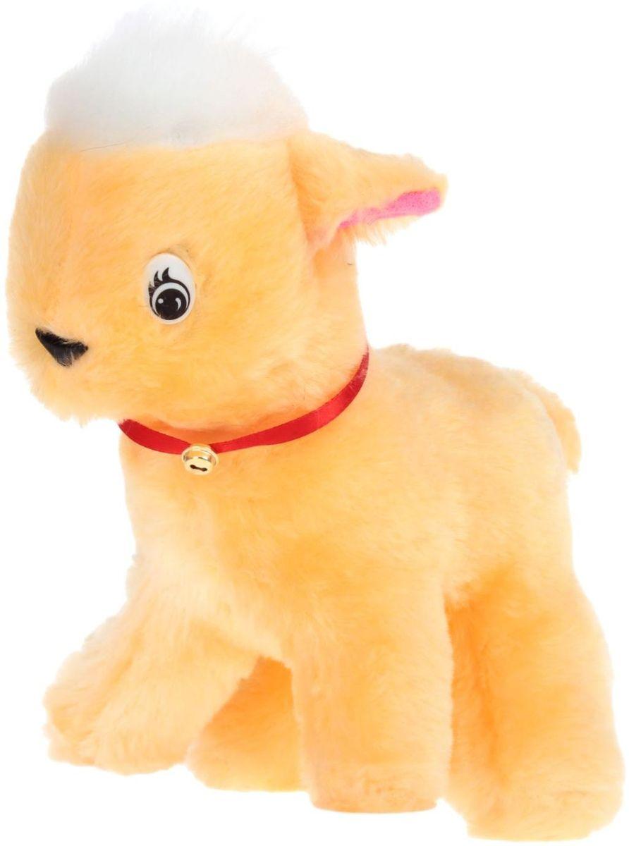 Радомир Мягкая игрушка Козленок Малыш 21 см радомир мягкая игрушка собака соня 55 см 2008906