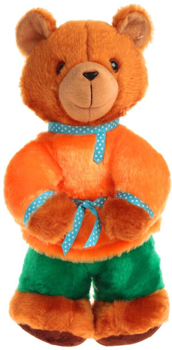Радомир Мягкая игрушка Медведь Егорка 45 см 2008847 радомир мягкая игрушка собака соня 55 см 2008906