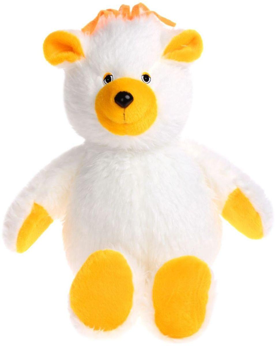 Радомир Мягкая игрушка Медведь Глупышка 47 см 2008849 радомир мягкая игрушка собака соня 55 см 2008906
