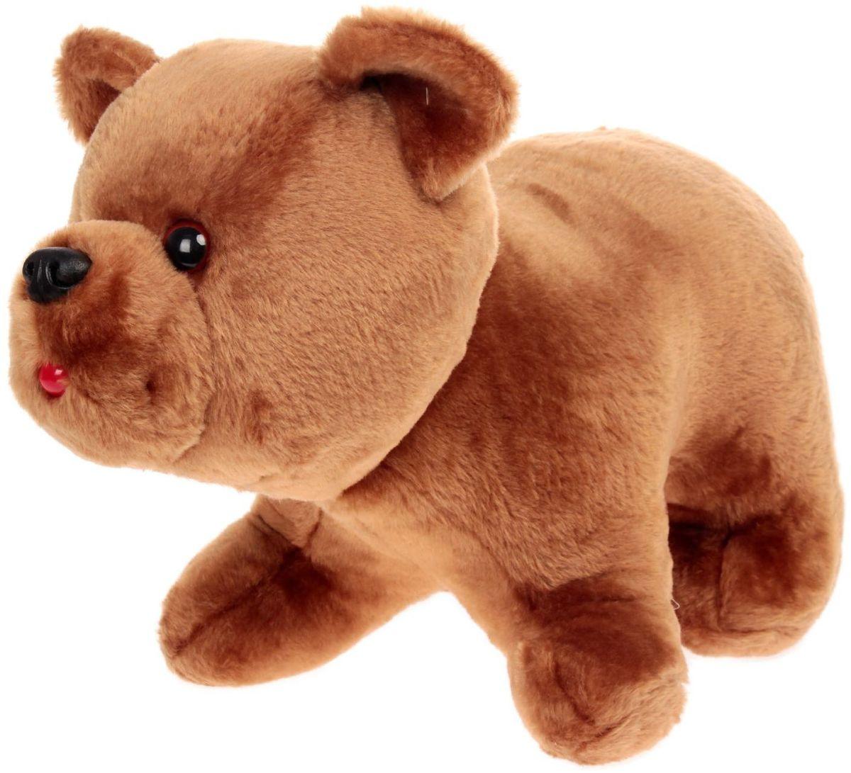 Радомир Мягкая игрушка Медведь Шалун 60 см 2008855 радомир мягкая игрушка собака соня 55 см 2008906