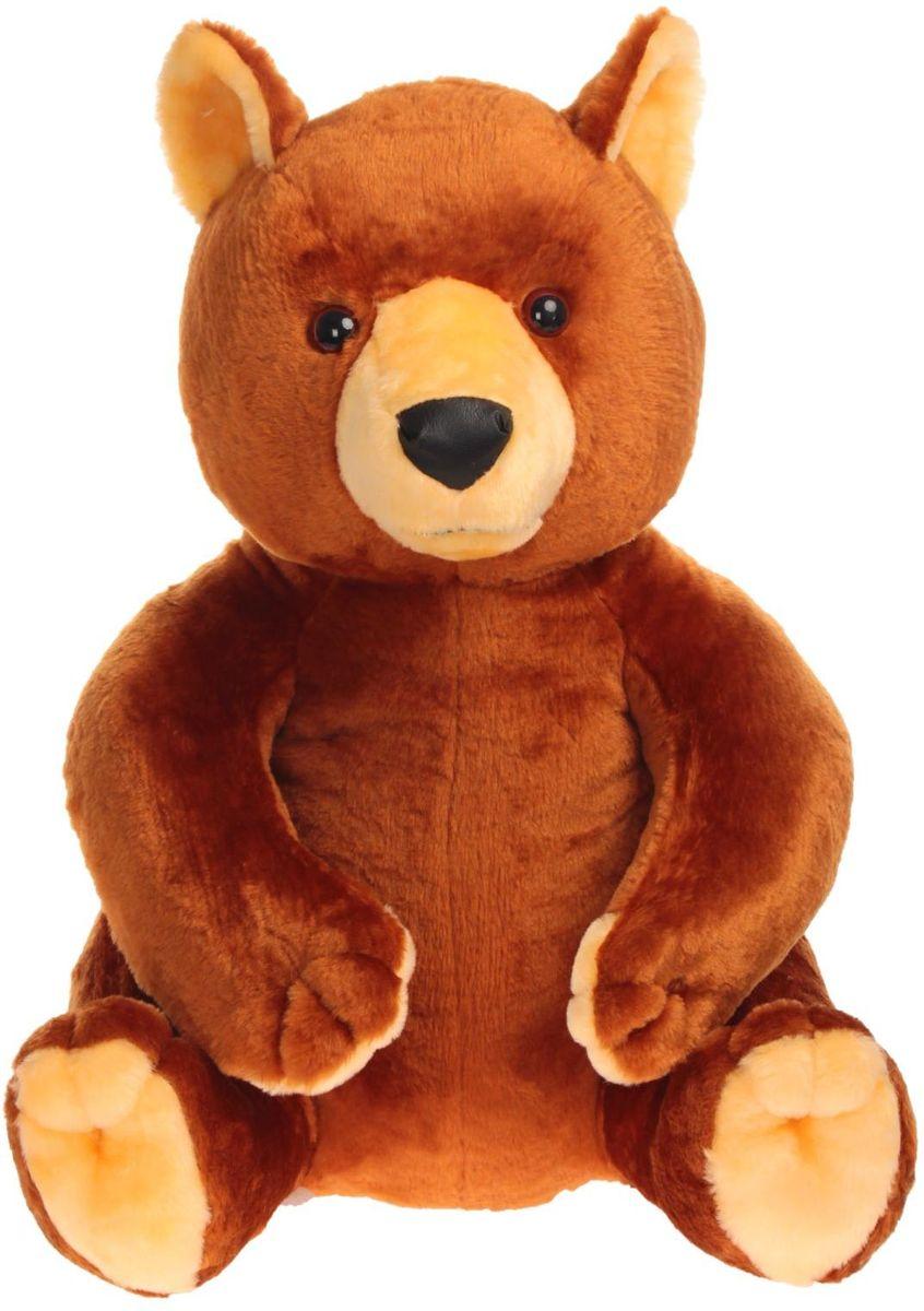 Радомир Мягкая игрушка Медведь Митрофан 72 см 2008858 радомир мягкая игрушка собака соня 55 см 2008906