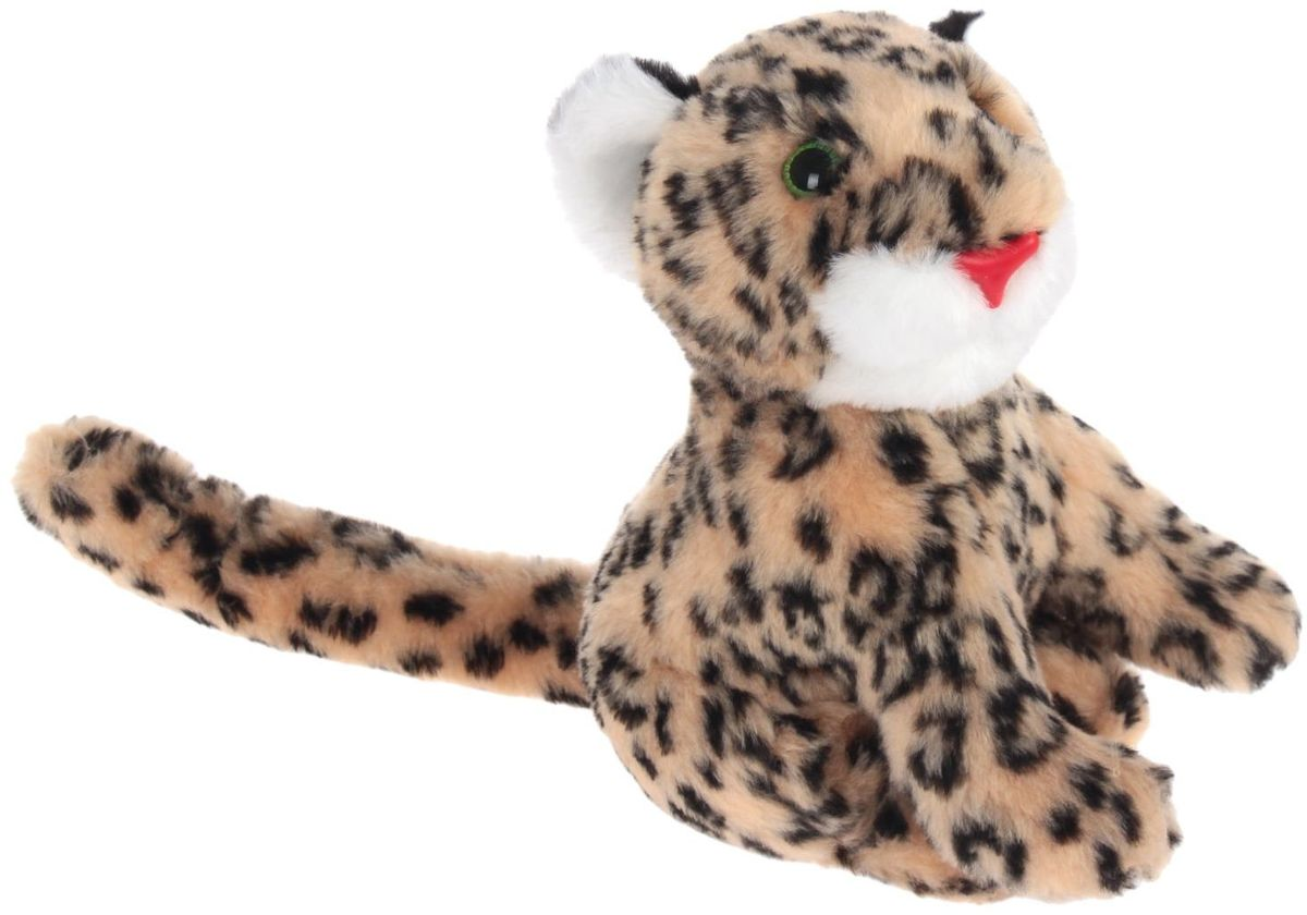 Радомир Мягкая игрушка Леопард Нил 23 см 2008865 радомир мягкая игрушка собака соня 55 см 2008906