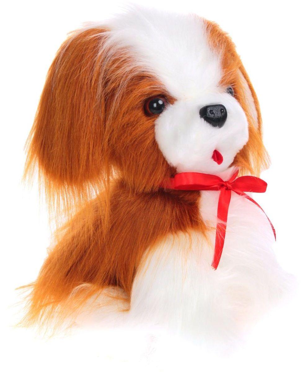 Радомир Мягкая игрушка Собака Гуля 36 см 2008871 радомир мягкая игрушка собака соня 55 см 2008906