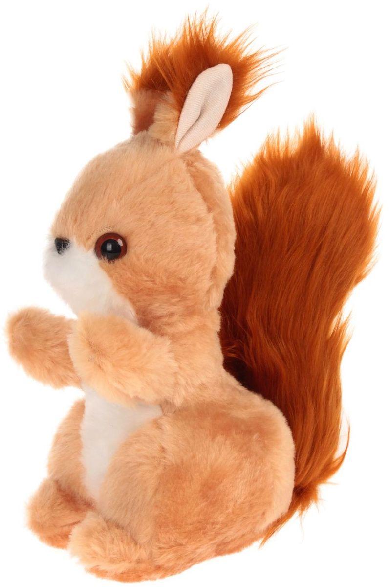 Радомир Мягкая игрушка Белка Стрелка 29 см 2008884 радомир мягкая игрушка собака дог 66 см 2008876