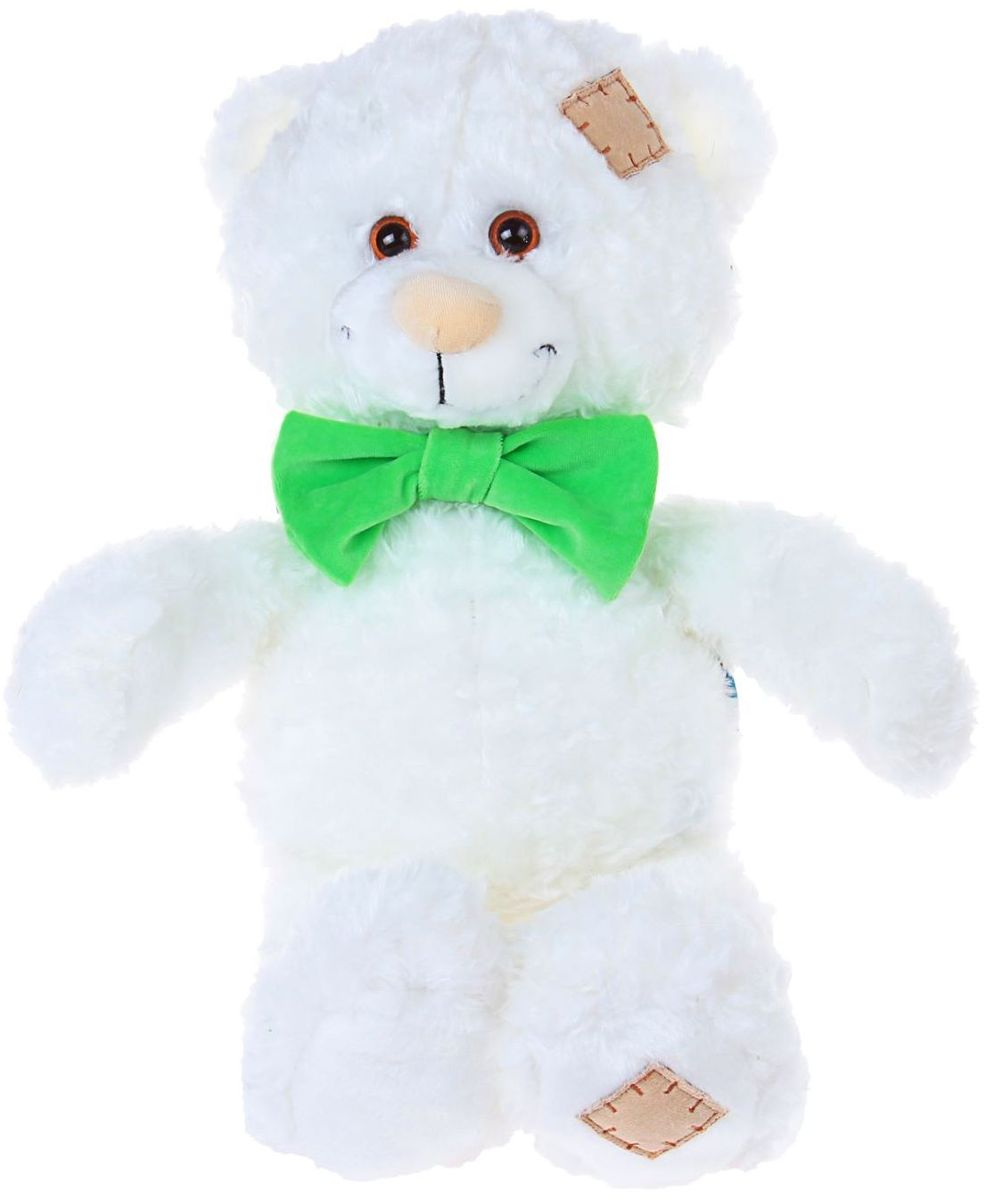 Кипрей Мягкая игрушка Медведь кудрявый 62 см 2070155 малышарики мягкая игрушка собака бассет хаунд 23 см