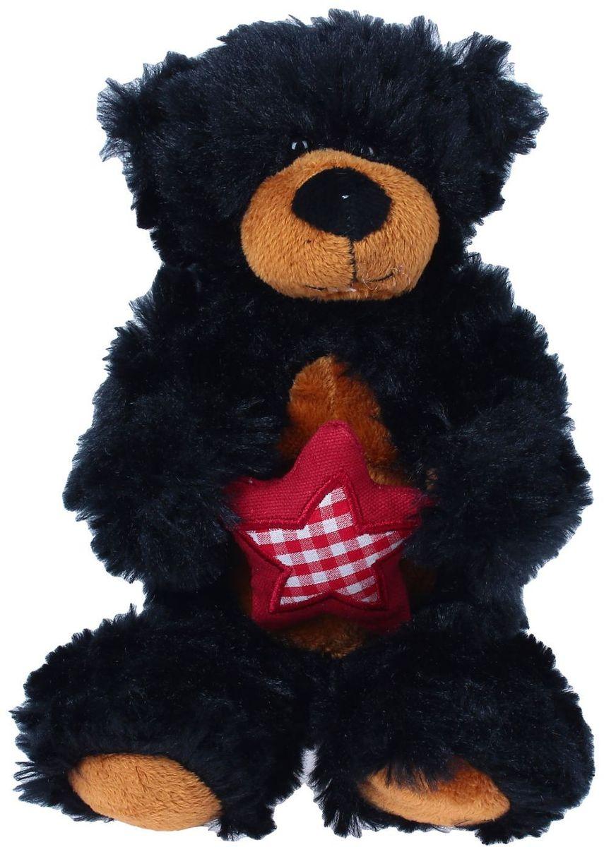 MaxiToys Мягкая игрушка Медведь Блейк 25 см