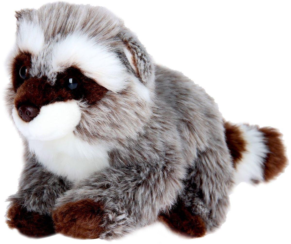 WWF Мягкая игрушка Енот 23 см 2109361 wwf wwf wwf997