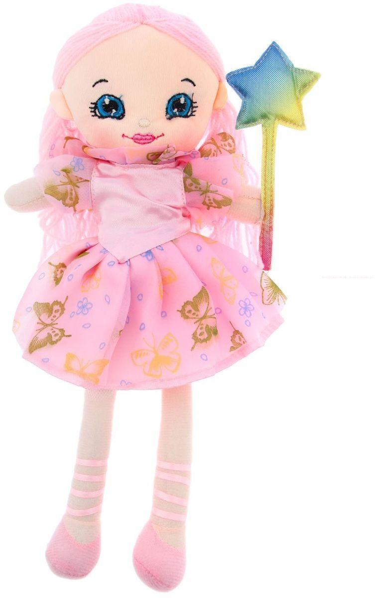 GULLIVER Мягкая игрушка Кукла Фея 35 см 2122840 сланцы gulliver gulliver gu015abqwh39