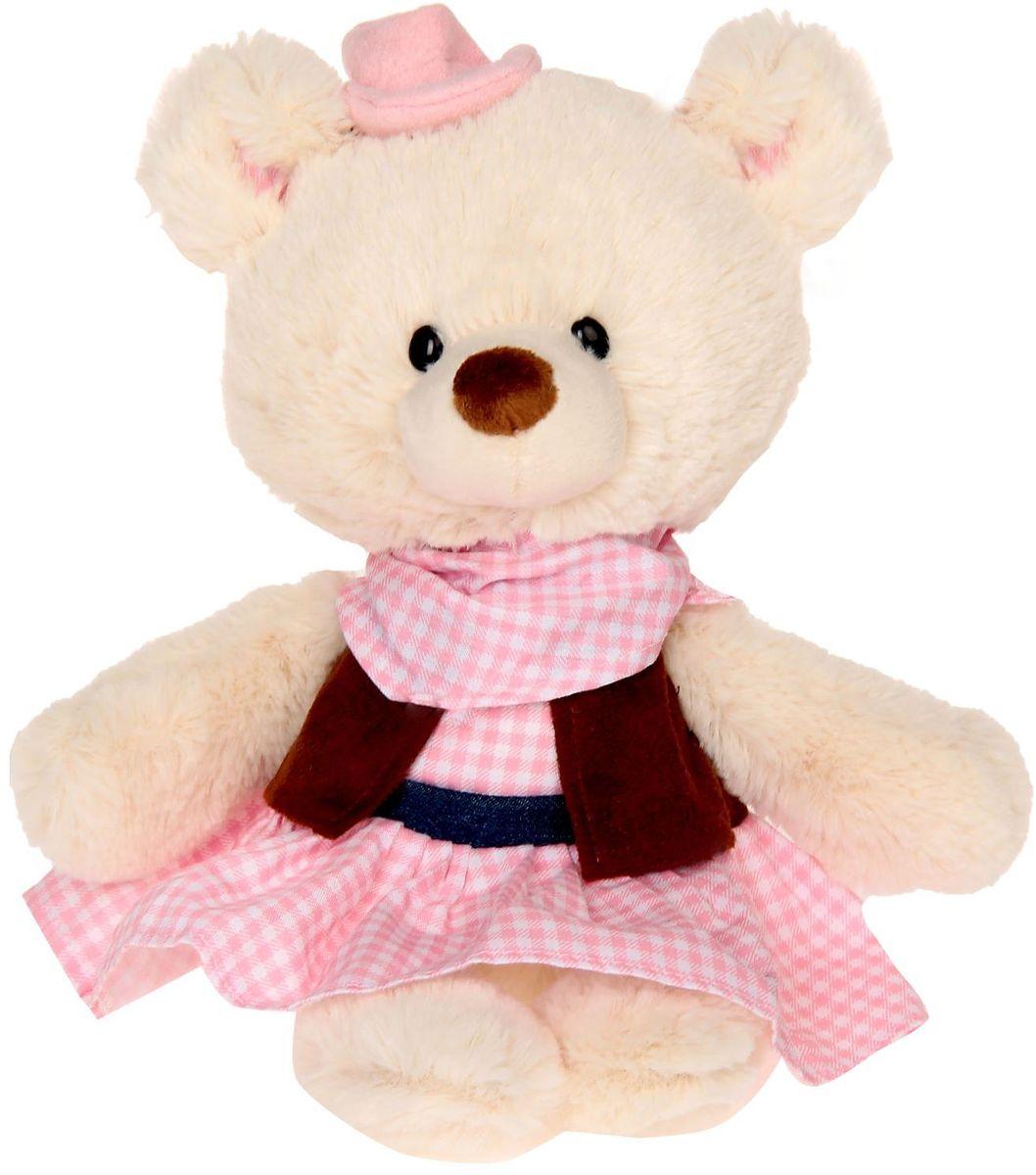 Gund Мягкая игрушка Медведь Dandi 33 см 2245480 малышарики мягкая игрушка собака бассет хаунд 23 см